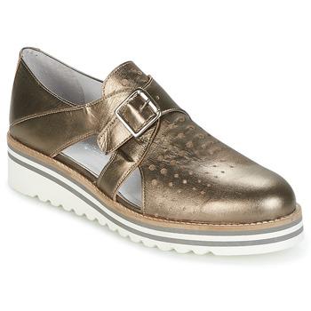 Schuhe Damen Derby-Schuhe Philippe Morvan DISCO Bronze
