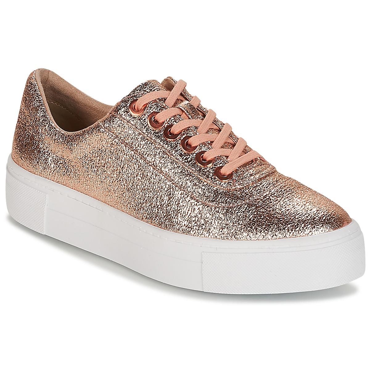 Tamaris FACAPI Rose - Kostenloser Versand bei Spartoode ! - Schuhe Sneaker Low Damen 42,00 €