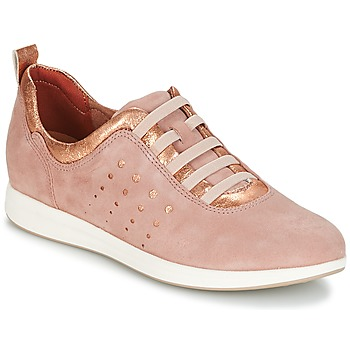 Schuhe Damen Sneaker Low Tamaris FACAPO Rose / Gold