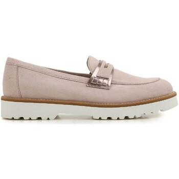 Schuhe Damen Slipper Hogan HXW2590W9301SG0PX1 Rosa chiaro