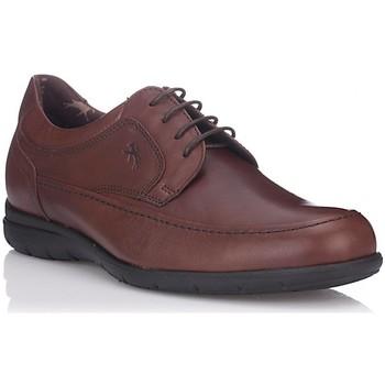 Schuhe Slipper Fluchos 8498 Braun