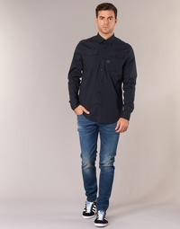 Kleidung Herren Slim Fit Jeans G-Star Raw 3301 SLIM Blau