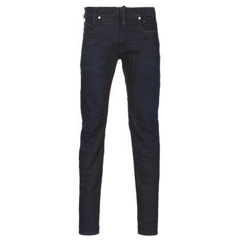 Kleidung Herren Slim Fit Jeans G-Star Raw D STAQ 5 PKT SLIM Blau