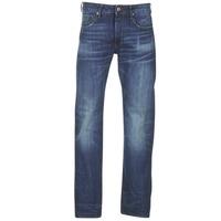 Kleidung Herren Straight Leg Jeans G-Star Raw 3301 STRAIGHT Blau