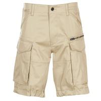 Kleidung Herren Shorts / Bermudas G-Star Raw ROVIC ZIP LOOSE 1/2 Beige