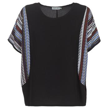 Kleidung Damen Tops / Blusen Molly Bracken VEVE Schwarz