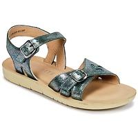 Schuhe Mädchen Sandalen / Sandaletten Start Rite SR SOFT HARPER Grün