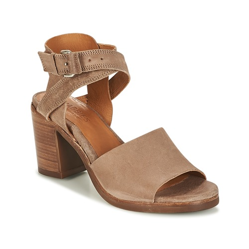 Shabbies SHS0180 HIGH REVERSED Maulwurf  Schuhe Sandalen   Sandaletten Damen