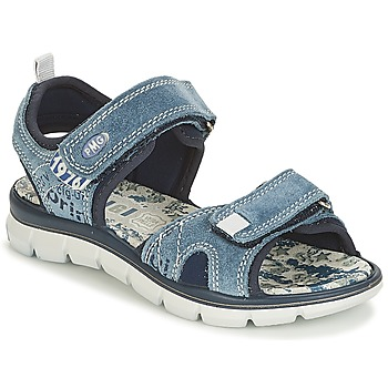 Schuhe Jungen Sandalen / Sandaletten Primigi RAPASTIC Blau