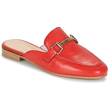 Schuhe Damen Pantoffel Jonak SIMONE Rot