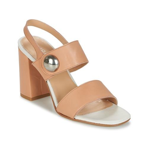 Jonak DERIKA Beige  Schuhe Sandalen / Sandaletten Damen 66,50