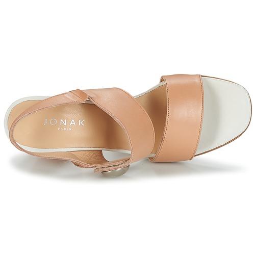 Jonak DERIKA Beige  Schuhe 66,50 Sandalen / Sandaletten Damen 66,50 Schuhe 0e72e2