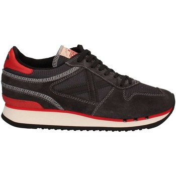Schuhe Herren Sneaker Low Munich Fashion 8860032 Sneaker Mann Black Black