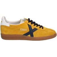 Schuhe Herren Sneaker Low Munich Fashion 8290009 Sneaker Mann Yellow Yellow
