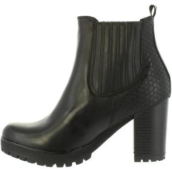 Xti 47359 Negro - Schuhe Ankle Boots Damen 5199