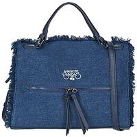 Taschen Damen Handtasche Le Temps des Cerises EMILY 2 Blau