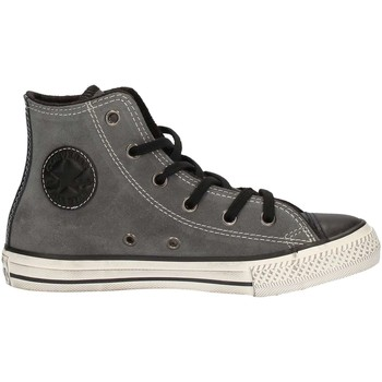 Schuhe Jungen Sneaker High Converse 658983C Sneakers Junge Schwarz Schwarz