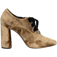 Schuhe Damen Low Boots Alexandra 60180T Pumps Frau Gold Gold
