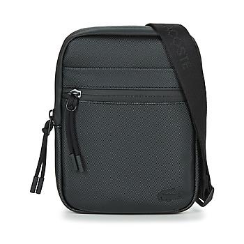 Taschen Herren Geldtasche / Handtasche Lacoste L 12 12 CONCEPT Schwarz