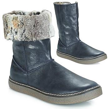 Schuhe Mädchen Klassische Stiefel GBB DUBROVNIK Blau / Dpf / Glen