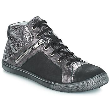 Schuhe Mädchen Klassische Stiefel GBB KAMI Weiss /  / Dpf / Sneaker