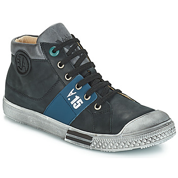 Schuhe Jungen Klassische Stiefel GBB RUFINO Vtu / Schwarz / Dpf