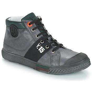 Schuhe Jungen Klassische Stiefel GBB RUFINO Nuv / Grau / Dpf