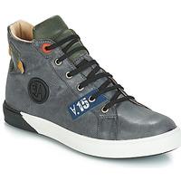 Schuhe Jungen Sneaker High GBB SILVIO Grau