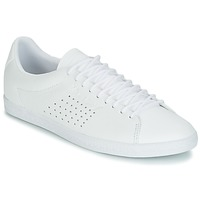 Schuhe Damen Sneaker Low Le Coq Sportif CHARLINE LEATHER Weiss