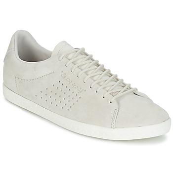 Schuhe Damen Sneaker Low Le Coq Sportif CHARLINE NUBUCK Beige