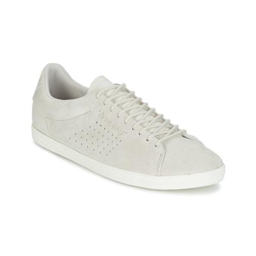 Le Coq Sportif CHARLINE NUBUCK Beige  Schuhe Sneaker Low Damen 55,99