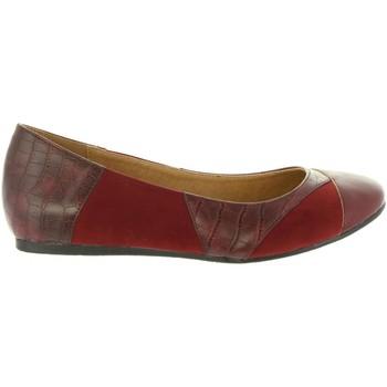 Schuhe Damen Ballerinas Maria Mare 61260 Rojo
