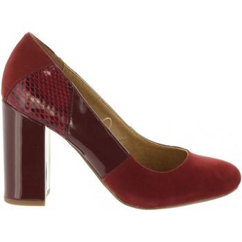 Schuhe Damen Pumps Maria Mare 61295 Rojo