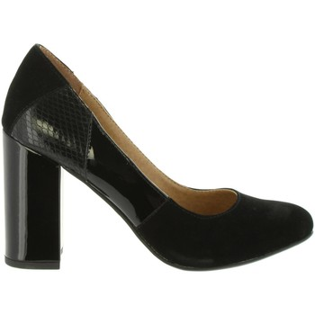 Schuhe Damen Pumps Maria Mare 61295 Negro