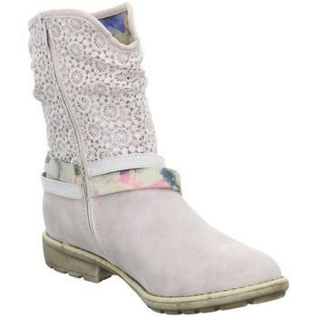 Schuhe Low Boots S.Oliver Kinderstiefel Rosa