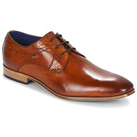 Schuhe Herren Derby-Schuhe Bugatti 311-25202-2100-6300 Cognac