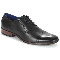 Schuhe Herren Derby-Schuhe Bugatti 312-40201-1000-1000 Schwarz