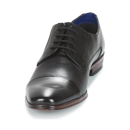 Bugatti  Schwarz 63,96  Schuhe Derby-Schuhe Herren 63,96 Schwarz 7db5fc