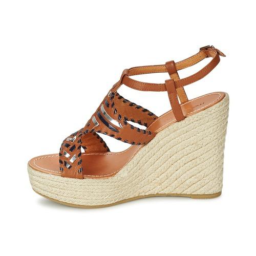 Mellow Yellow SAKE Camel  Schuhe 104,30 Sandalen / Sandaletten Damen 104,30 Schuhe 3d1896