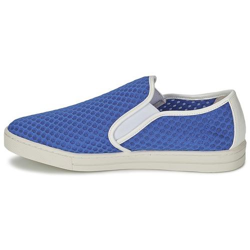 Mellow Yellow SAJOGING on Blau  Schuhe Slip on SAJOGING Damen 63,19 25777a