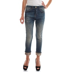 Kleidung Damen Slim Fit Jeans Met JOSHSTRETCH D1179 A1338 6506 JEANS Damen DENIM LIGHT BLUE DENIM LIGHT BLUE