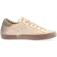 Schuhe Damen Sneaker Low Philippe Model Paris CGLD ML16 PARIS SNEAKERS Damen Champagne Champagne