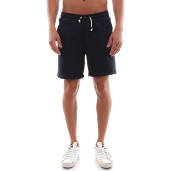 Kleidung Herren Shorts / Bermudas Shoeshine E6SU07 BERMUDAS UND SHORTS Harren DENIM DARK BLUE DENIM DARK BLUE