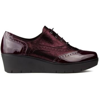Schuhe Damen Derby-Schuhe Kroc DAMEN SCHUHE Burgunder