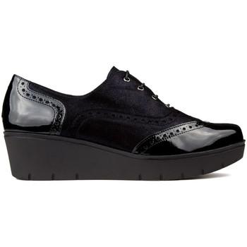 Schuhe Damen Derby-Schuhe Kroc DAMEN SCHUHE schwarz