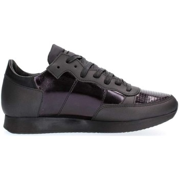 Schuhe Damen Sneaker Low Philippe Model Paris TRLD MY04 TROPEZ SNEAKERS Damen BLACK BLACK