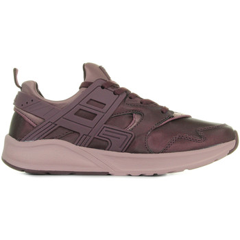 Schuhe Damen Sneaker Low Fila Fleetwood M Low Wmn Grape Shake Rose