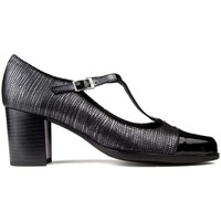 Schuhe Damen Pumps Kroc LEDER TACON SCHUHE schwarz