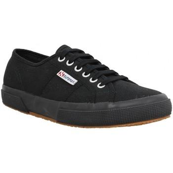 Schuhe Herren Sneaker Superga 28737 Schwarz