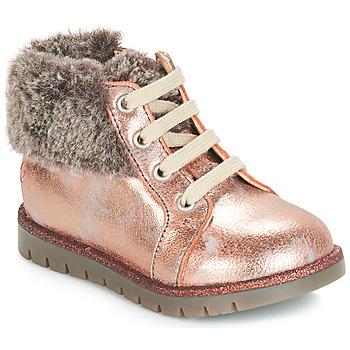 Schuhe Mädchen Boots GBB RENATA Rose / Dpf / Alice